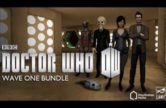 Doctor Who on PlayStation Home