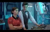 Behind the scenes on Journey to the Centre of the TARDIS