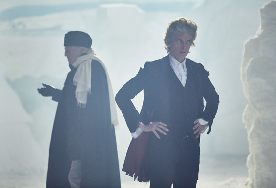 Twice Upon A Christmas Doctor Who.Your Verdict On Twice Upon A Time Christmas Special
