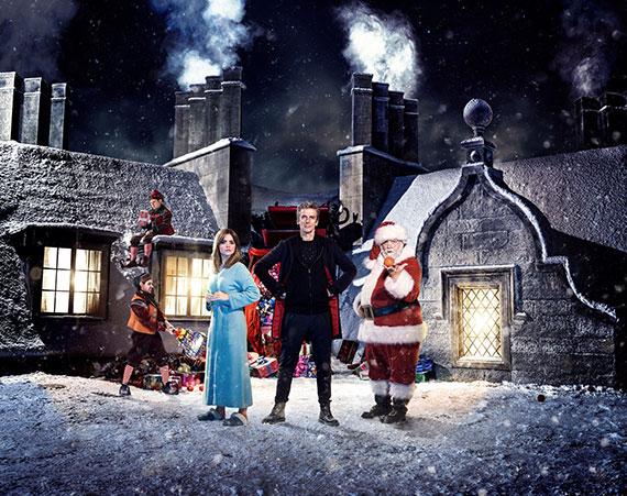 2014 Christmas special episode promo art landscape