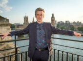 Capaldi Signed Up For Doctor Who Series 9?