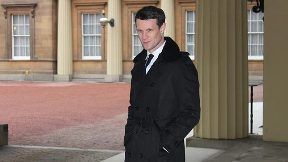 50th anniversary  Buckingham Palace 2013 (1) smith
