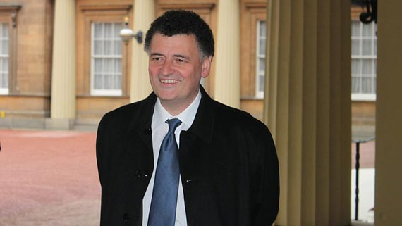 50th anniversary  Buckingham Palace 2013 (6) moffat