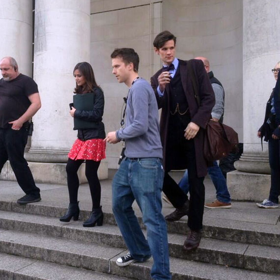 50th-filming-National-Museum-Cardiff-b