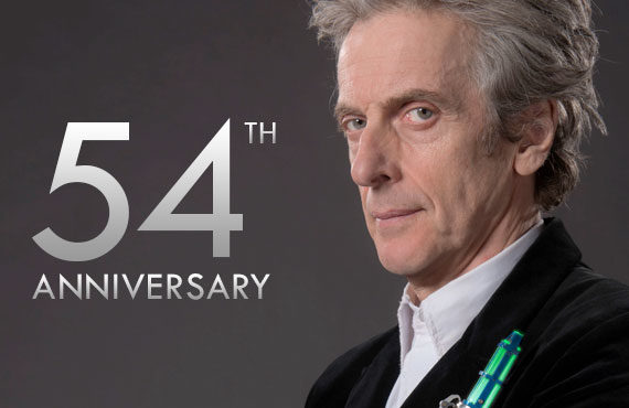 Doctor Who is 54 Years Old | Doctor Who TV