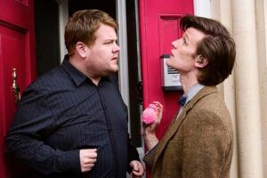 Doctor Who The Lodger Pics