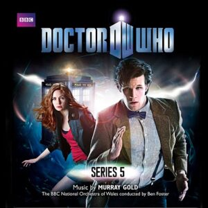 Dr Who Series 5 Soundtrack Cover
