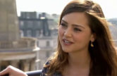 New Companion Jenna-Louise Coleman's First Interview