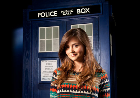 Jenna-Louise-Coleman-first-official-promo-pic