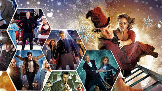 Doctor Who Christmas Specials.Ranking The Christmas Specials Part 2 Moffat Doctor Who Tv
