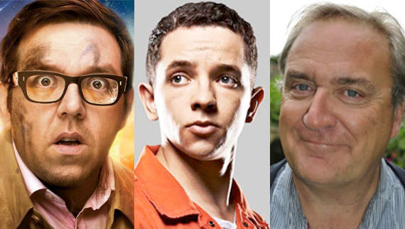 Nick-Frost,-Nathan-McMullen-Michael-Troughton-xmas-special