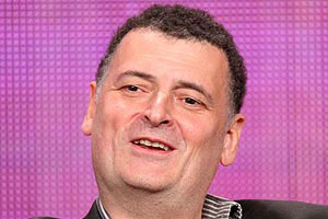 steven moffat left doctor who