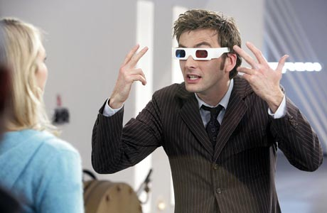 Tennant 3D glasses