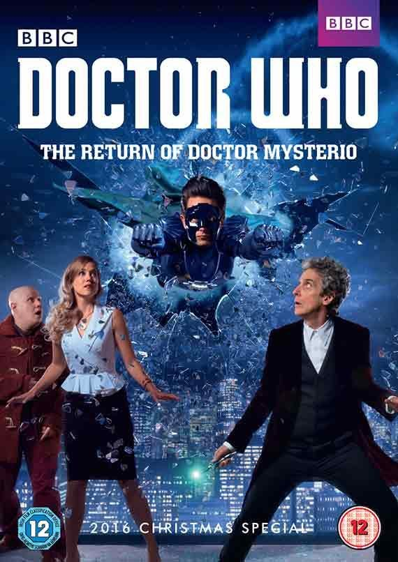 The Return of Doctor Mysterio DVD & Blu-Ray | Doctor Who TV