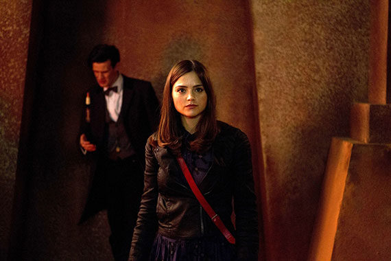 Your Verdict On The Rings Of Akhaten Doctor Who Tv