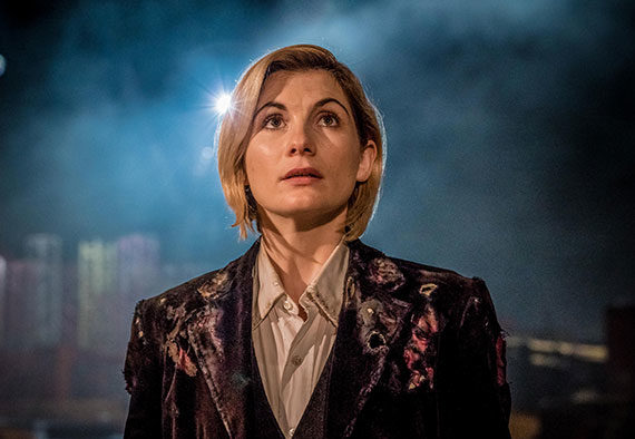Your Verdict On Jodie Whittaker Amp Quot The Woman Who Fell To