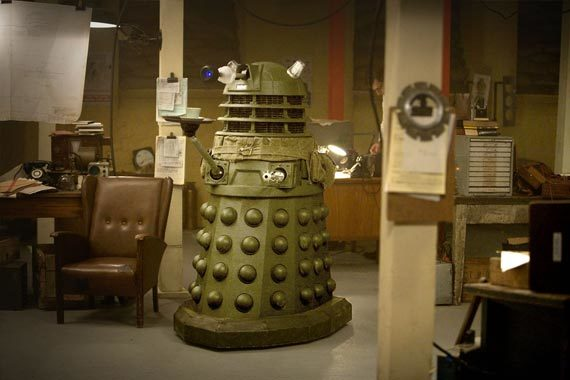 Make The Daleks Scary Again Doctor Who Tv