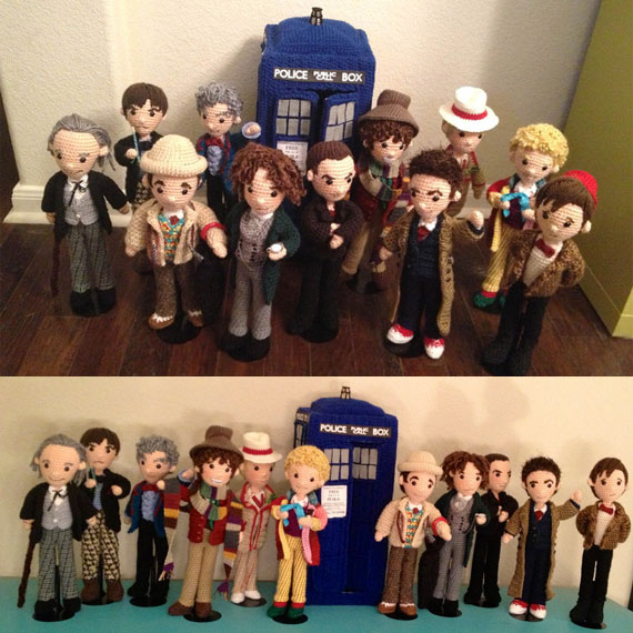 all-11-Doctors-crochets