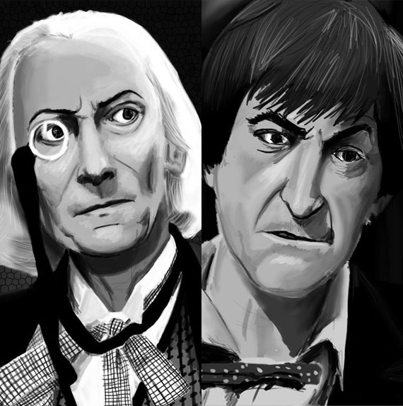 art-1st-2nd-doctor