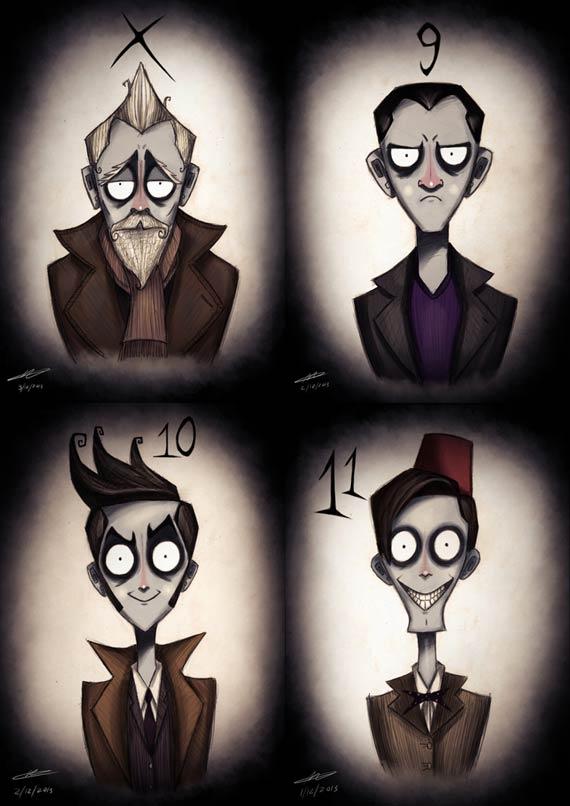 art-burton-esque-doctors