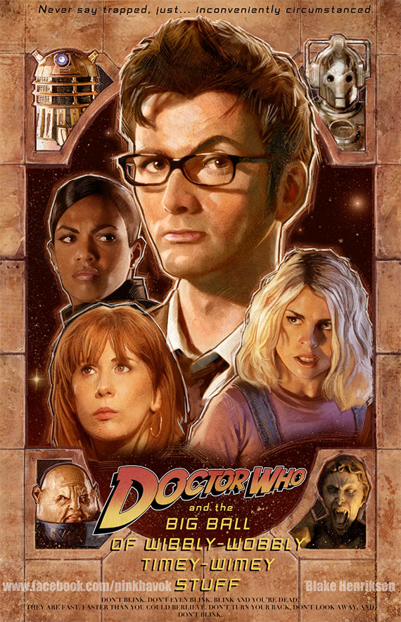 art-doctor-who-indiana-jones