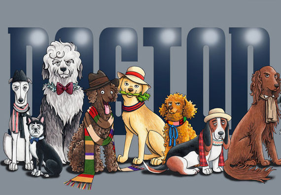 art-dogtor-who