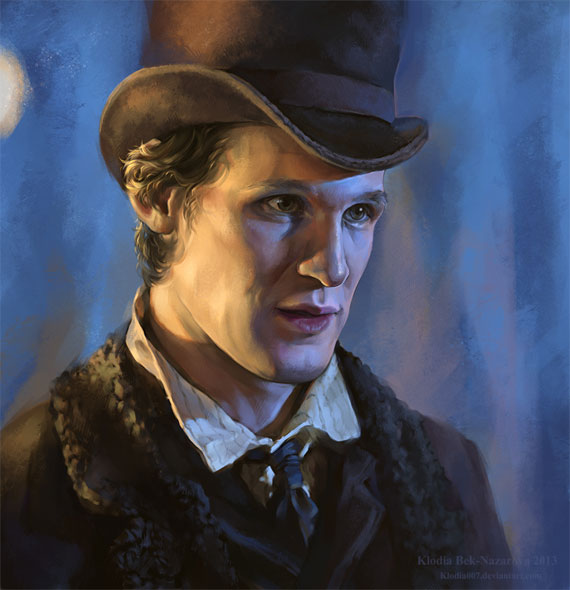 art-matt-smith--Klodia007