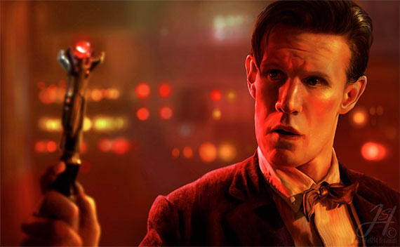 art-matt-smith-orange