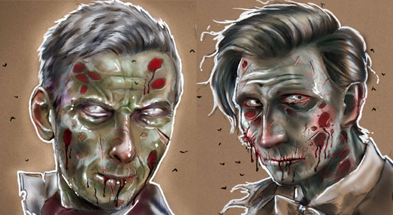 art-zombie-doctors-smith-capaldi-carter