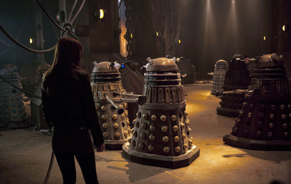 Development Of The Daleks Doctor Who Tv