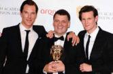 Moffat on BAFTA, Xmas, New Companion