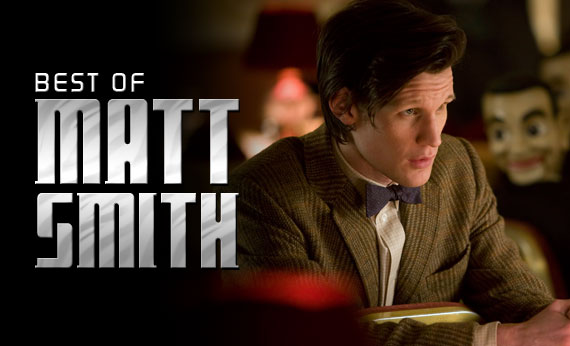 best-of-matt-smith-god-complex