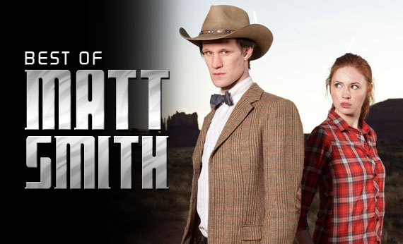 best-of-matt-smith-impossible