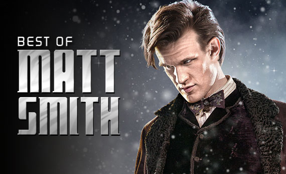 best-of-matt-smith-time