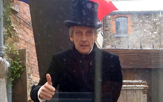 Series 10 Block 2 Filming Begins Doctor Who Tv