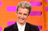Capaldi on The Graham Norton Show