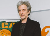 Official: Peter Capaldi is Leaving Doctor Who