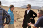BTS on Series 9: Doctor Deserted