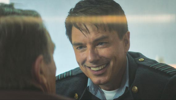 John Barrowman on Jo Martin's Doctor & Jack's Future ...