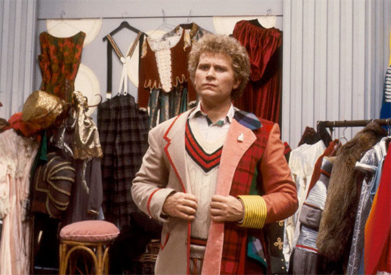 How Much Does The 6th Doctor S Outfit Affect Your