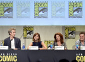 Watch the 2015 Doctor Who Comic-Con Panel