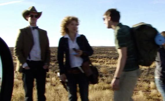 Cowboy Hats Are Cool Doctor Who Tv