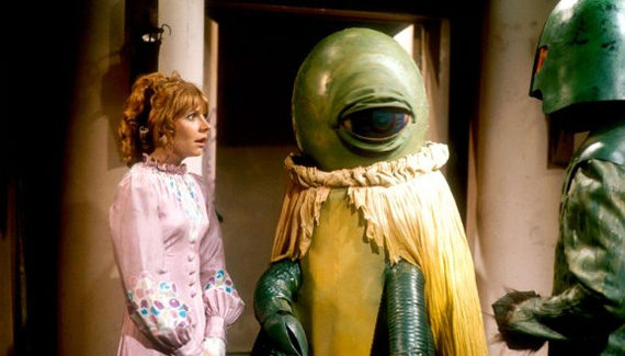 Bring Back Alpha Centauri! | Doctor Who TV