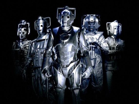 Evolution Of The Cybermen Evolution of the Cybermen