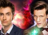 David Tennant & Matt Smith Miss the Doctor Who Christmas Specials Too