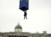 day of the doctor pics (2) tardis