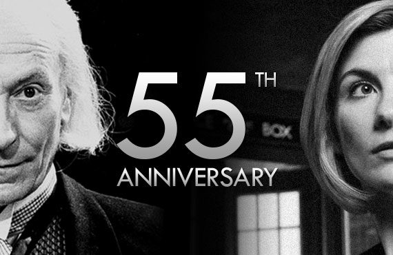 Doctor Who Is 55 Years Old Today! | Doctor Who TV
