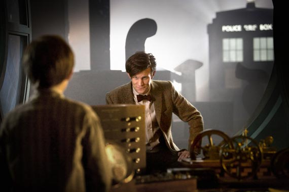 A Christmas Carol: New Details & Pics | Doctor Who TV