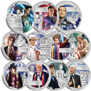 doctor-who-coins-nz