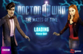 Doctor Who: Mazes of Time Out Now